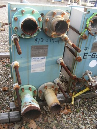 1997 ALFA LAVAL Stainless Steel