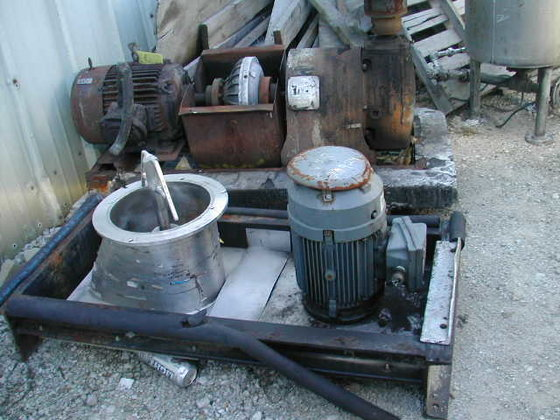 STAINLESS STEEL 10 HP COMIL