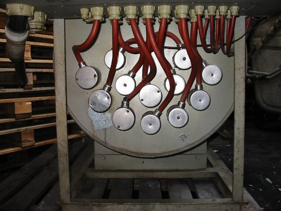 ELECTRICALY OPERATED BOILER MADE BY