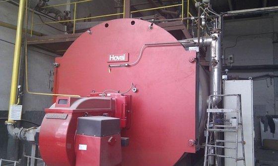 steam boiler HOVAL THSD-I 10000.