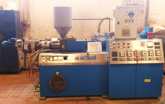 ADE-K40 Conical Counter Rotating Twin