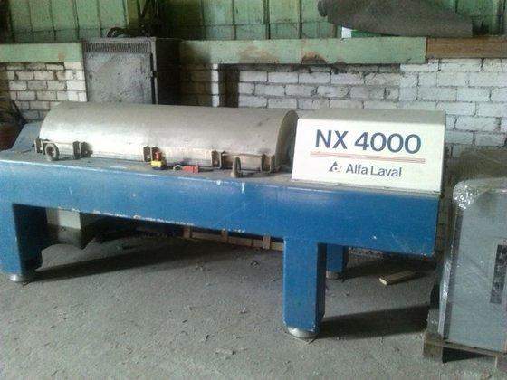 ALFA LAVAL AVNX4005 Stainless Steel