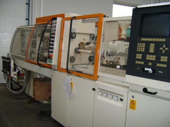 1991 injection molder by ENGEL