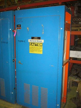 HARLAND SIMON CONTROL SYSTEMS INC