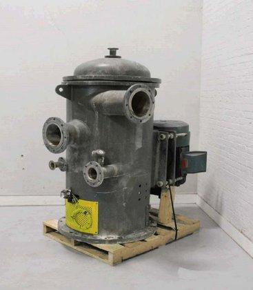 VALMET TAS50 Stainless Steel Pressure