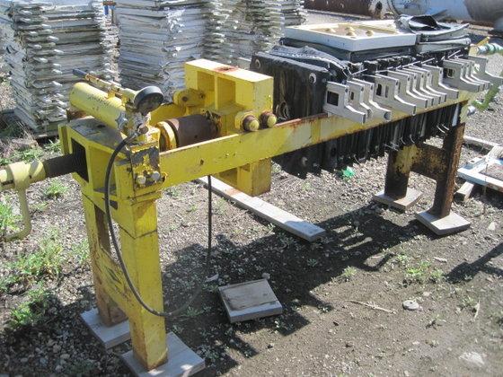 I-R 5/8-2.1 4.0 PolypropyleneFilter Press