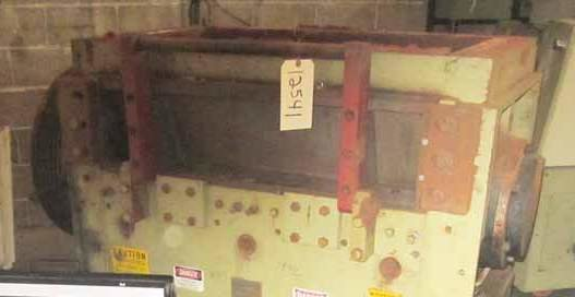 CUMBERLAND 1837 Granulator, S/N 50510-84013