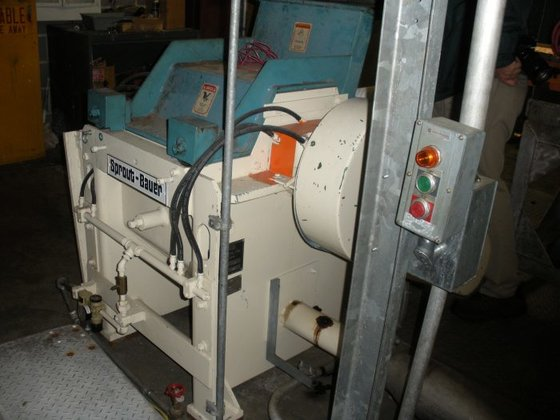 BAUER Granulator ANDRITZ SPROUT-BAUER DSF1518,