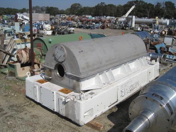 PENNWALT P5400BD-3 316/317 Stainless Steel