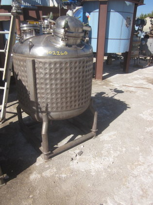PRECISION STAINLESS APPROXIMATELY 115 GALLON