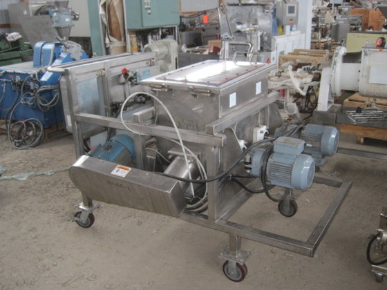 PHLAUER 5 CUBIC FOOT STAINLESS