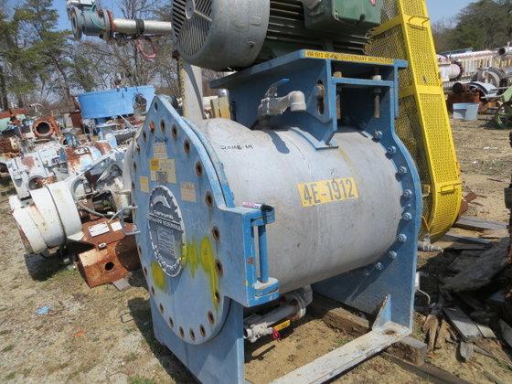 1996 ALFA LAVAL C-550 Pressure