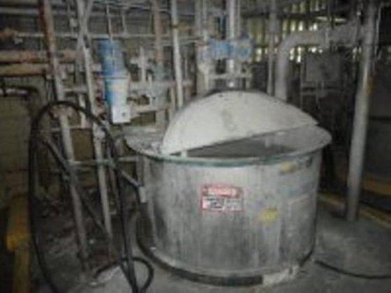 BLACK CLAWSON 5′ Hydrapulper DIAMETER