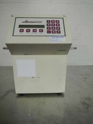 DR. SCHLEUNIGER FT-2 FRIABILITY TESTER.