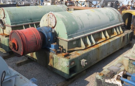 SHARPLES PM70000 Horizontal Stainless Steel