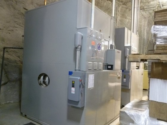 BRYAN ELECTRIC BOILER 135RVJ4T5 in