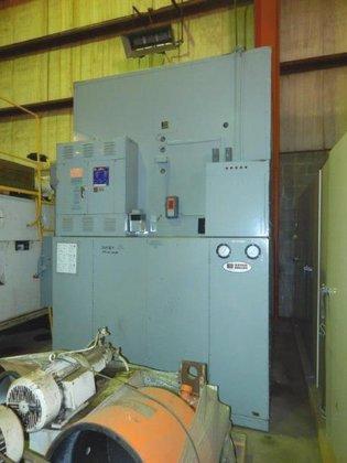 BRYAN ELECTRIC BOILER 135RVJ4T5 in