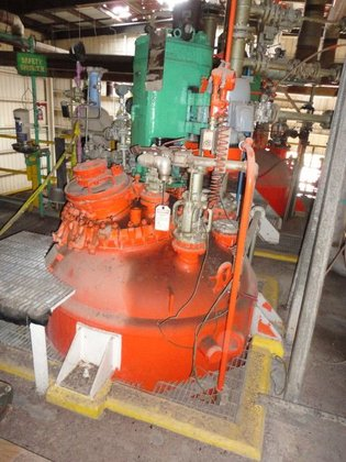 DEDIETRICH Glass Lined Reactor APPROXIMATELY