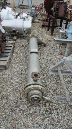 PFAUDLER Horizontal Shell and Tube