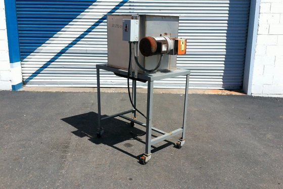 STAINLESS STEEL MAGNETIC SEPARATOR in