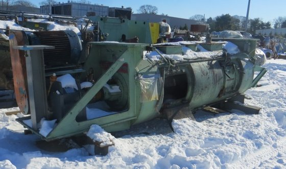 FKM2000B Carbon Steel Mixer LITTLEFORD
