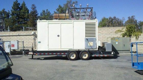 MOBILE 400 KW CAT SR4-400KW