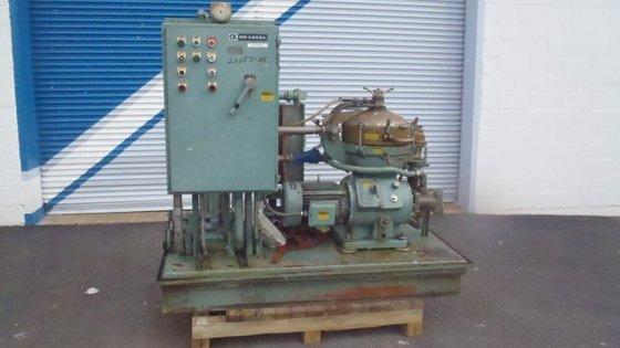 ALFA LAVAL MMB305S Disc Centrifuge
