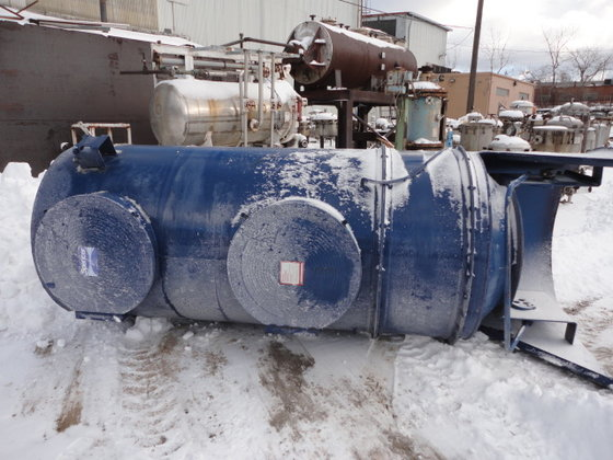 SPENCER TUBULAR DUST COLLECTOR SYSTEM,