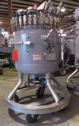 DEDIETRICH Glass Lined Reactor Body