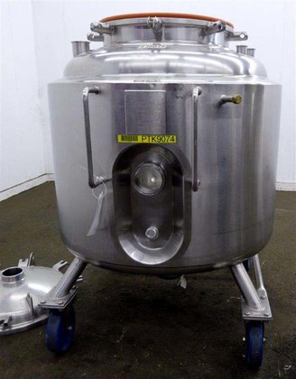 PRECISION STAINLESS VERTICAL 316L STEEL