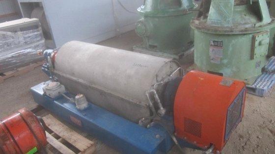 2500 316 Stainless Steel Refurbished