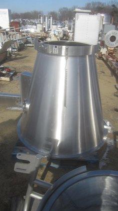 VECTOR FL-M-30EX FLO-COATER Stainless Steel
