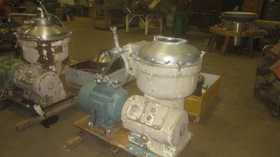 ALFA LAVAL SRG214-15HH Stainless Steel