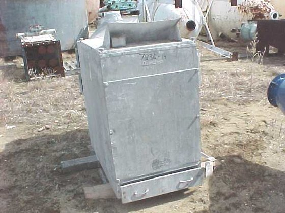 DUSTOP DUST COLLECTOR MANUFACTURED BY