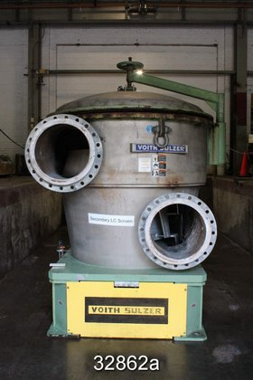 VOITH VPS30 Stainless Steel Pressure