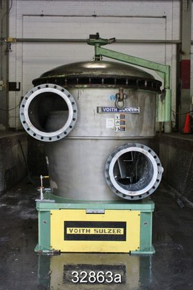 VOITH VPS30 Pressure Screen STAINLESS