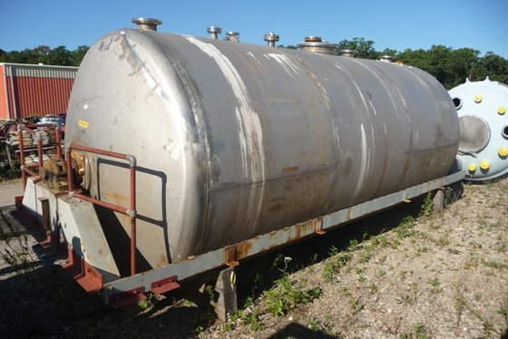 1981 S. HOWES STAINLESS STEEL