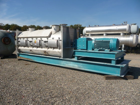 2008 GCPM6615SS Stainless Steel Mixer