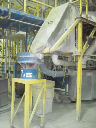 GALA SS FINES REMOVAL SIEVE