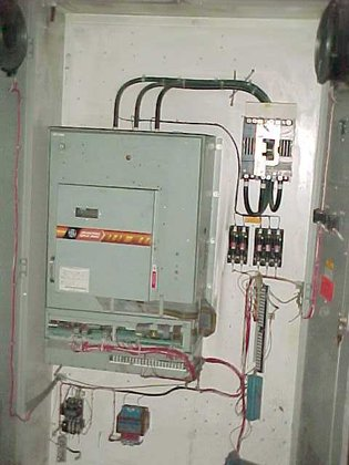 GENERAL ELECTRIC 250 HP DC