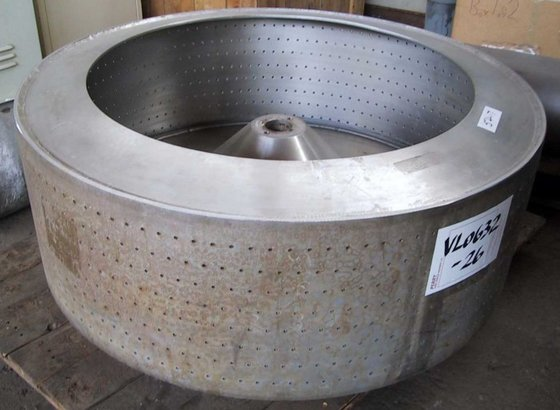 BROADBENT Type 46A 316 Stainless