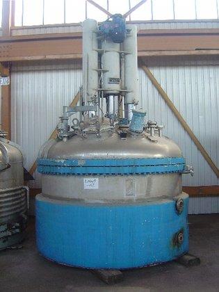 Rosenmund RND4 316L Stainless Steel