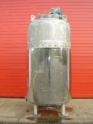 APPROXIMATELY 1700 LITRE T316 STAINLESS