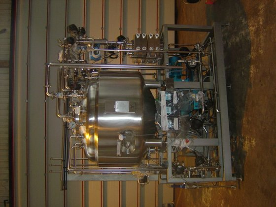 MILLIPORE ULTRAFILTRATION MSP006895 PLANT in