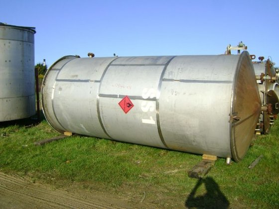 APPROXIMATELY 18000 LITRE 316 STAINLESS
