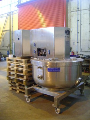 COLLETTE TYPE GRAL1200 STAINLESS STEEL