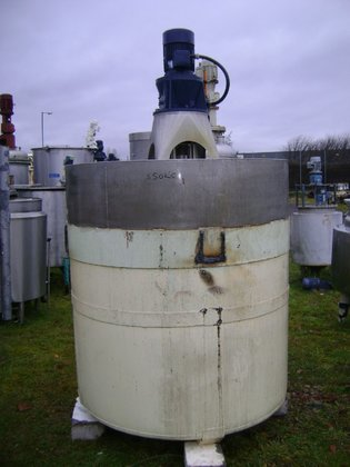 APPROXIMATELY 1,800 LITRE WORKING CAPACITY