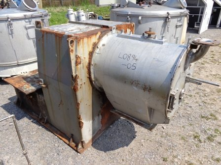 Escher Wyss P360/2 Pusher Centrifuge