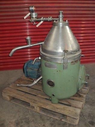 WESTFALIA TA 14-06-506 Clarifier TA14-06-506