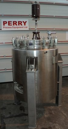 CHEMAP APPROXIMATELY 500 LITRE STAINLESS